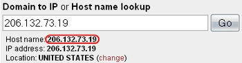 Использование утилит WHOIS IP и HOST IP (Рис. 3.3)